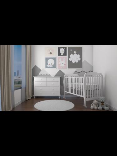 חדר נטע עם מיטה 4060