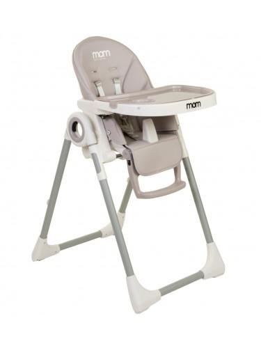 כסא אוכל MOM דגם Q1 אפור