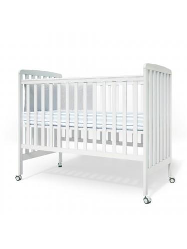 מיטת תינוק דגם 2000 לבן