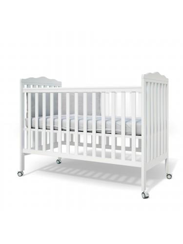 מיטת תינוק דגם 2007 לבן